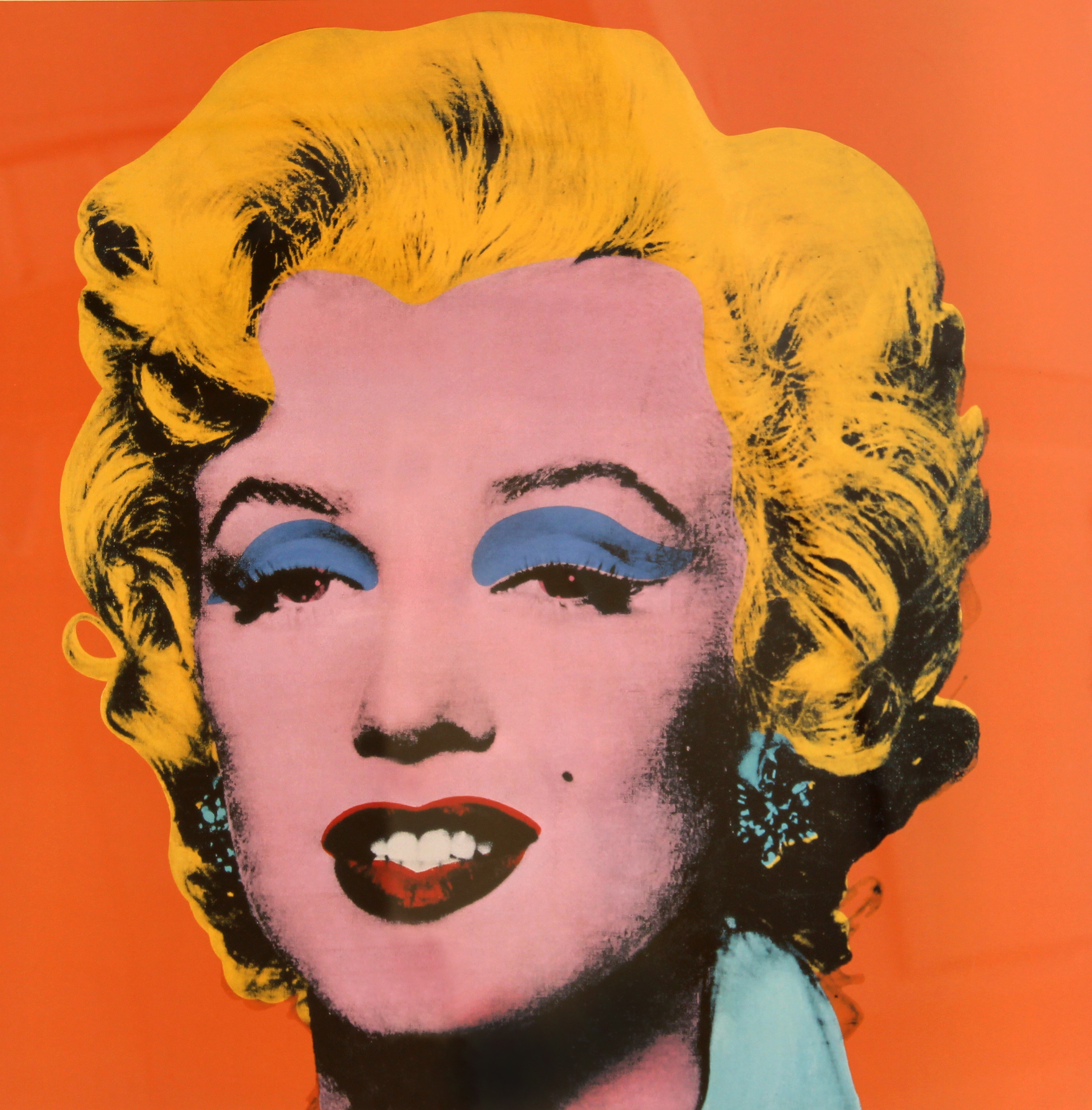 marilyn monroe by andy warhol medium dlr creativity in the classroom. Black Bedroom Furniture Sets. Home Design Ideas