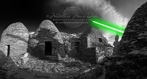 Skellig Michael Monastery - Location for Star Wars VII