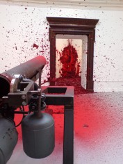 Anish Kapoor - Shooting Into The Corner